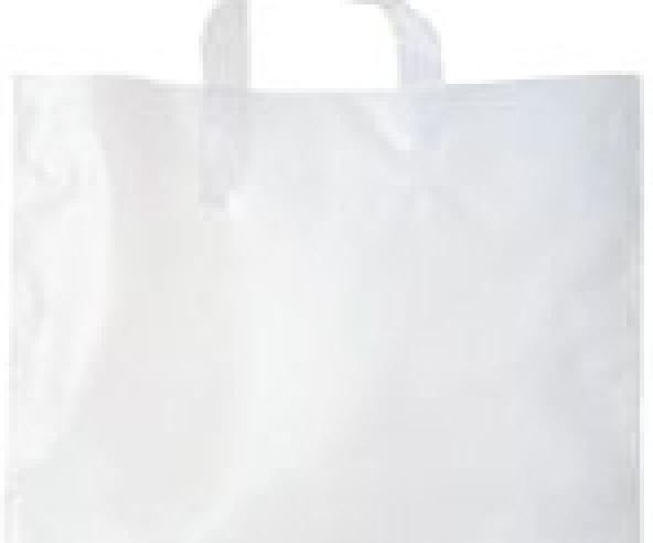 plastic tasjes doorzichtig